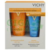 VICHY Ideál Soleil Milk SPF 50+ PACK 2016