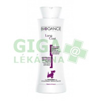 Biogance šampon Long coat - pro dlouhou srst 250ml