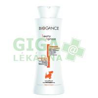 Biogance šampon Tawny apricot - pro žlutohněd.srst 250ml