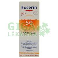 EUCERIN SUN Emulze opalov.SPF50 proti vráskám 50ml
