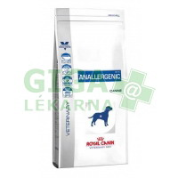 Royal Canin VD Dog Dry Anallergenic 3kg