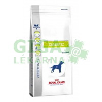 Royal Canin VD Dog Dry Diabetic 1,5kg