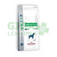 Royal Canin VD Dog Dry Urinary S/O LP18 7,5kg
