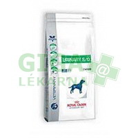 Royal Canin VD Dog Dry Urinary S/O LP18 14kg