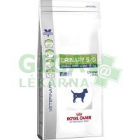 Royal Canin VD Dog Dry Urinary S/O Small Dog 8kg