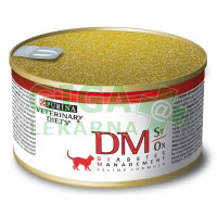 Purina PPVD Feline - DM Diabetes Management 195g konzerva