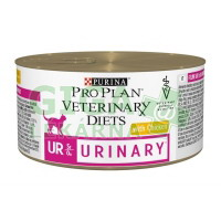 Purina PPVD Feline - UR St/Ox Urinary Chicken 195g konzerva
