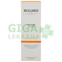 Rugard Vitaminové tělové mléko 200ml
