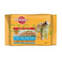 Pedigree kaps. Menu Junior 4x100g