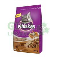 Whiskas dry - kuře 300g