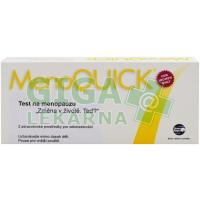 Test na menopauzu MenoQUICK 2ks