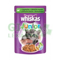 Whiskas kaps. Junior - jehně 100g