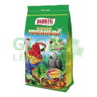 Darwins Premium Choice extracts - velký papoušek 600g
