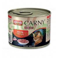 Animonda Carny cat konz. - hovězí 200g