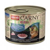 Animonda Carny cat konz. - treska + petržel 200g