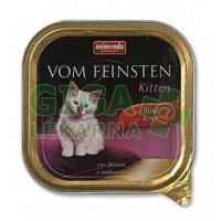 Animonda VomFeinsten cat van. Koťata - hovězí 100g