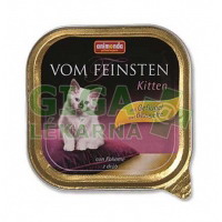 Animonda VomFeinsten cat van. Koťata - drůbeží 100g