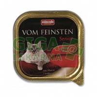 Animonda VomFeinsten cat van. Senior - hovězí 100g