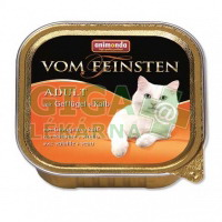 Animonda VomFeinsten Clas. cat van.- drůbež,telecí 100g
