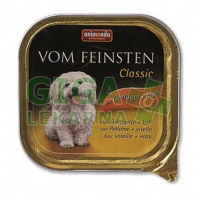 Animonda VomFeinsten Clas. dog van. - drůb., tele.150g