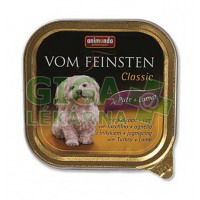Animonda VomFeinsten Clas. dog van. -krůta, jehně 150g