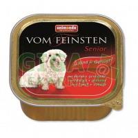 Animonda VomFeinsten dog van.Senior - hov., kuřecí 150g