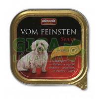 Animonda VomFeinsten dog van.Senior - kuře, jehně 150g