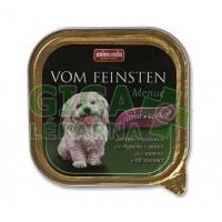 Animonda VomFeinsten Menue dog van. - jehně, obilí 150g