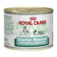 Royal Canin - Canine konz. Mini Starter Mousse 195g
