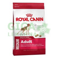 Royal Canin - Canine Medium Adult 4kg
