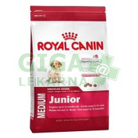 Royal Canin - Canine Medium Junior 4kg