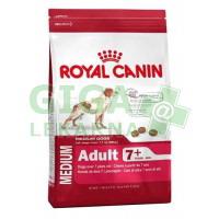 Royal Canin - Canine Medium Adult 7+4kg