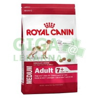 Royal Canin - Canine Medium Adult 7+15kg