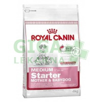 Royal Canin - Canine Medium Starter M&B 4kg