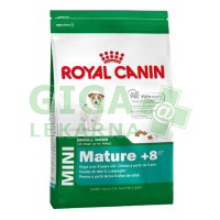 Royal Canin - Canine Mini Adult 8+ 8kg