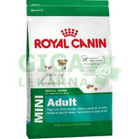 Royal Canin - Canine Mini Adult 8kg + 1kg zdarma