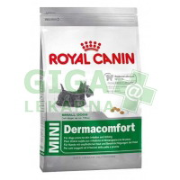 Royal Canin - Canine Mini Dermacomfort 800g
