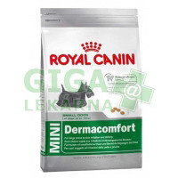 Royal Canin - Canine Mini Dermacomfort 2kg