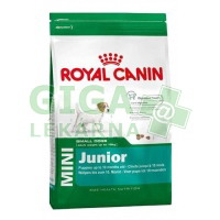 Royal Canin - Canine Mini Junior 2kg