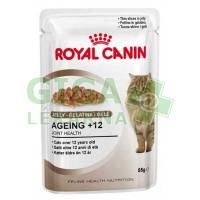 Royal Canin - Feline kaps. Ageing +12 v želé 85g