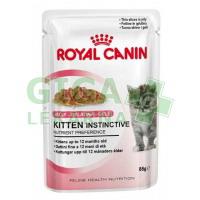 Royal Canin - Feline kaps. Kitten Inst.v želé 85g