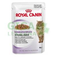 Royal Canin - Feline kaps. Sterilized v želé 85g