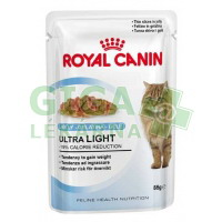 Royal Canin - Feline kaps. Ultra Light v želé 85g