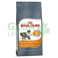 Royal Canin - Feline Hair & Skin 400g