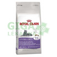Royal Canin - Feline Sterilised 7+ 1,5kg