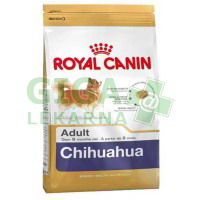 Royal Canin BREED Čivava 3kg