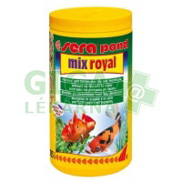 Sera Mix Royal Koi vločky + granule 1000ml