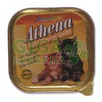 Athena cat junior van. paštika - drůbež 100g
