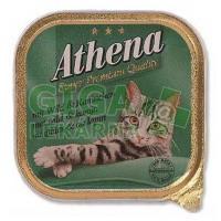 Athena cat van. paštika - divočina, králík 100g