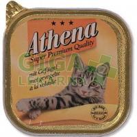 Athena cat van. paštika - drůbeží maso 100g